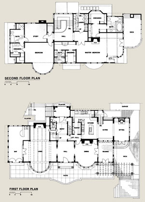 Magnolia Residence Plans